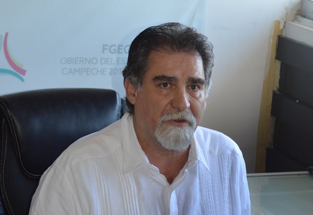 Investiga FGE a Víctor Kidnie por fraude y lavado de dinero