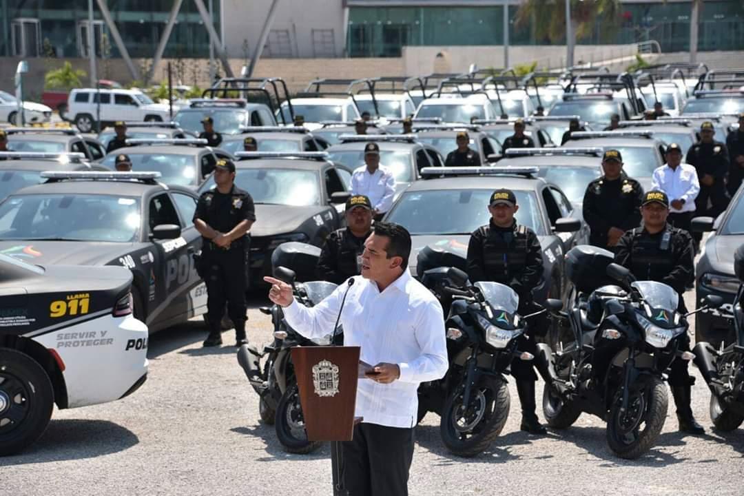 Justifica director de la PEP retiro de patrullas por incumplimiento de contrato