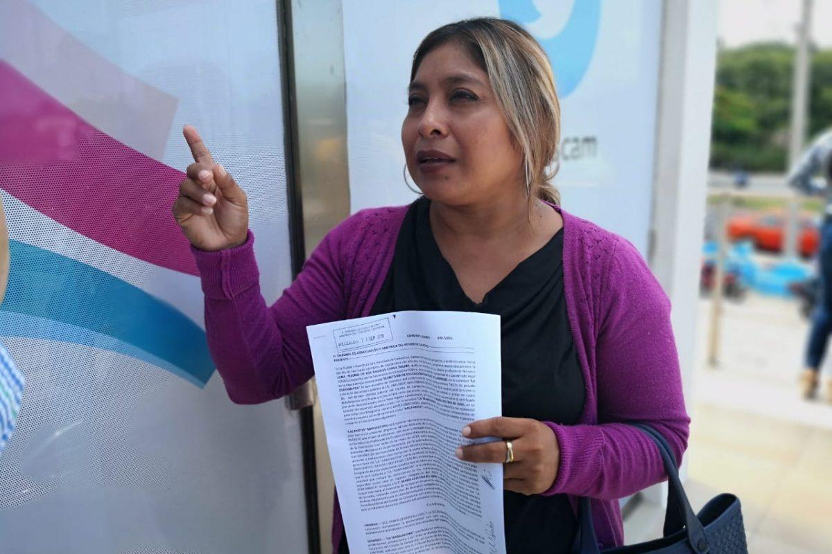 Cede Seduc: reinstalan a docente cesada por Reforma Educativa de EPN