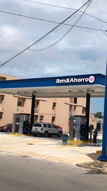 Gasolinera, peligro para el Centro Médico Campeche