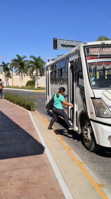 Quieren transportistas eliminar tarifa estudiantil en vacaciones
