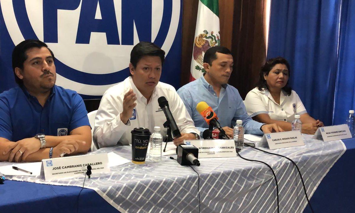 """""""Jose Luis Flores Pacheco""""  hipócrita, falso y oportunista; Jorge Nordhausen"""