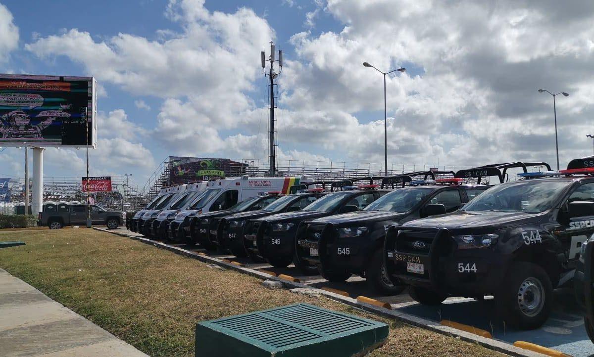 Entregará sustituto de 'Alito' más patrullas Ford