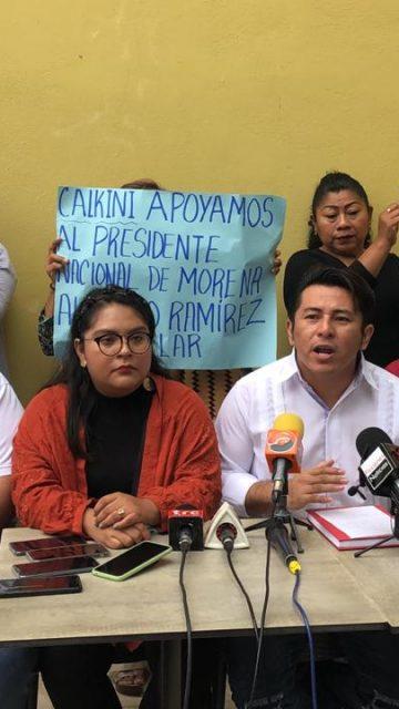 Ha terminado el secuestro de Morena: Ucán
