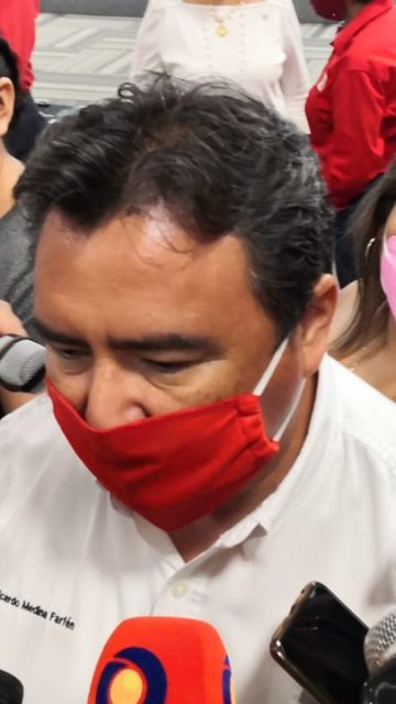No habrá 'dedazo' de 'Alito' para imponer a su sobrino, dice Medina Farfán
