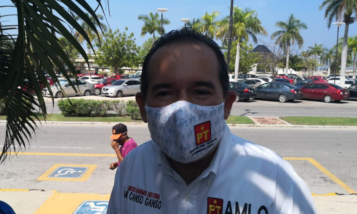 En el PT hay un proyecto ganador con Sales Heredia, dice Gómez Saucedo
