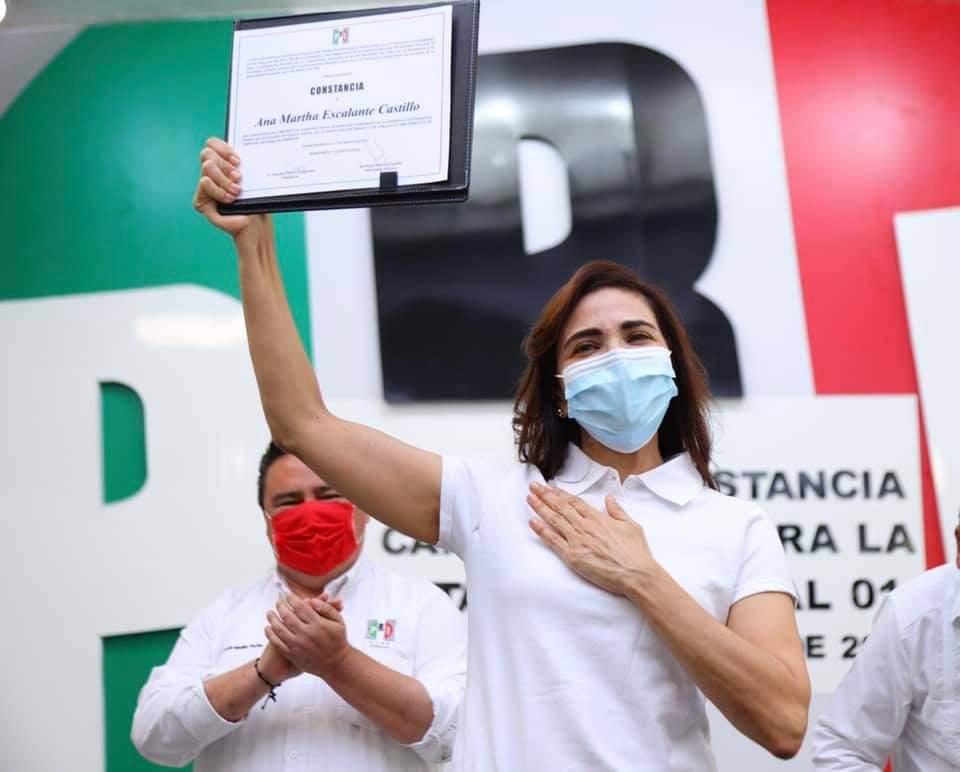 Exalcaldesa de Campeche va por la diputación federal en 'Va x México'