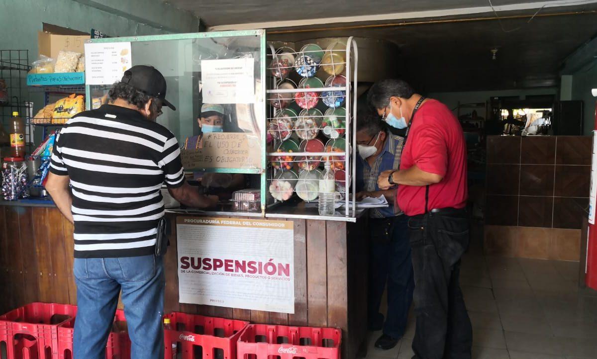 Por alza injustificada en precio a la tortilla, Profeco suspende comercio