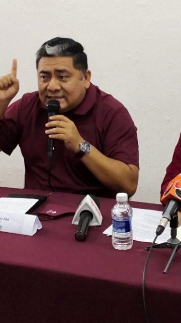 Hipocresía en Morena: acusan a Eliseo de solapar corrupción de Alito en el Congreso
