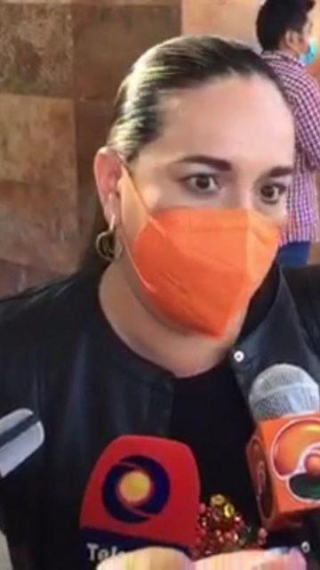 Condena MOCI Nacional violencia de género contra Biby Rabelo