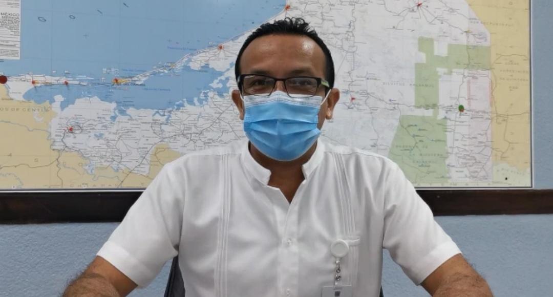 Desmiente Salud presencia de cepa india en Campeche