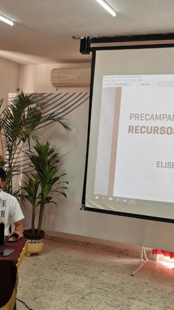 Patadas de ahogado en Morena: acusan a Eliseo de rebasar gastos de campaña