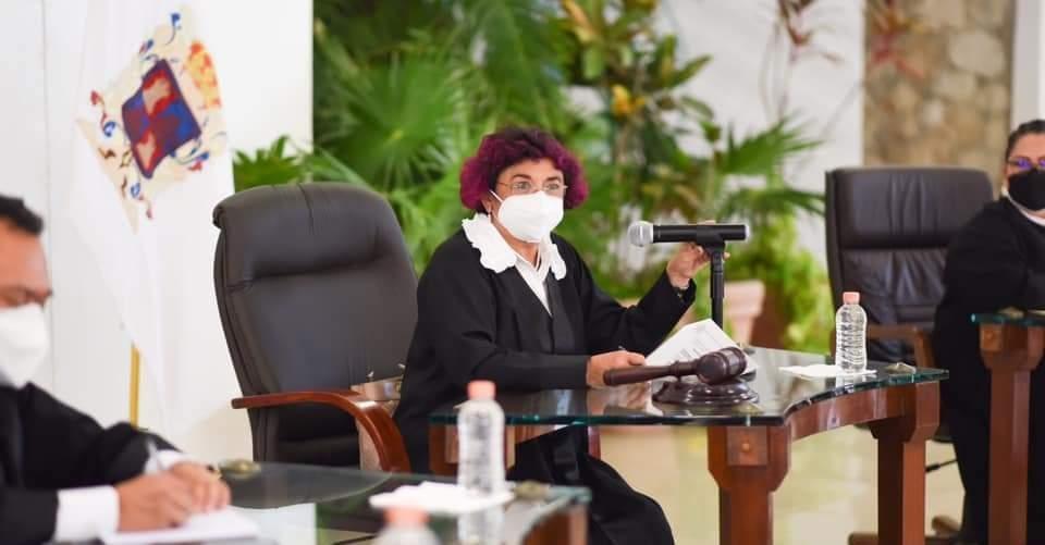 Layda, con Poder Judicial a modo