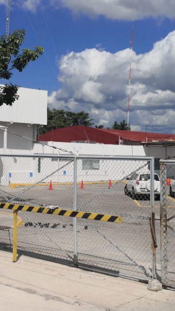 Cierran oficinas de Seduopi por brote de Covid-19